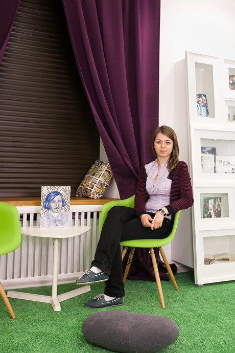 Люди в городе: Кто выдает книги в Библиотеке имени Гоголя. Изображение № 7.