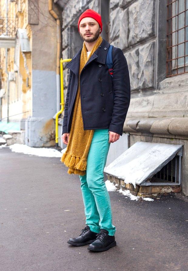 Внешний вид (Киев): Сергей Молодцов, блогер . Изображение № 1.