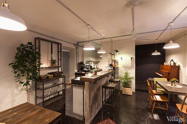 Новое место: Кафе-бар «Картофель с грибами». Изображение № 6.