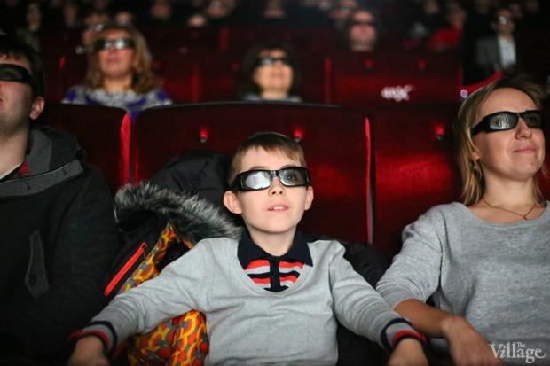 Люди в городе: Первые зрители о 4DX-кинозале. Изображение № 10.