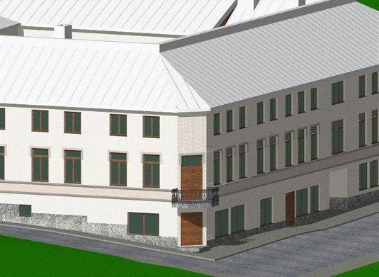 Визуализация квартала. Изображение № 7.