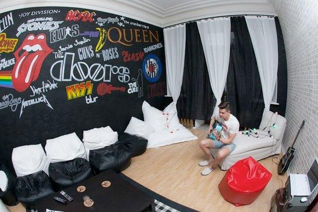 Свежий номер: 8 новых хостелов Петербурга. Изображение № 24.