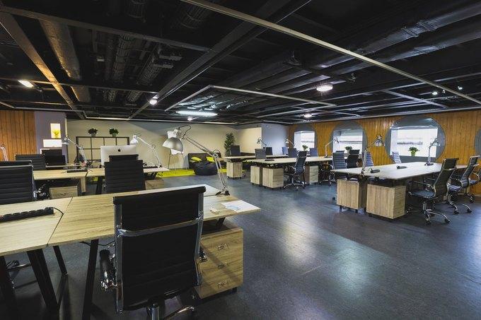На корабле «Брюсов» открылся коворкинг Start Hub. Изображение № 1.