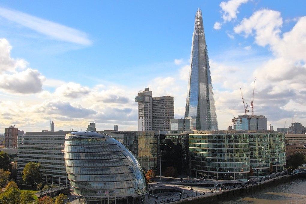 Hopes Tech: 15 самых эффектных небоскрёбов мира. Изображение № 1.