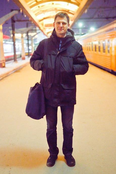 Люди в городе: Последний воскресный поезд Петербург — Москва. Изображение № 9.