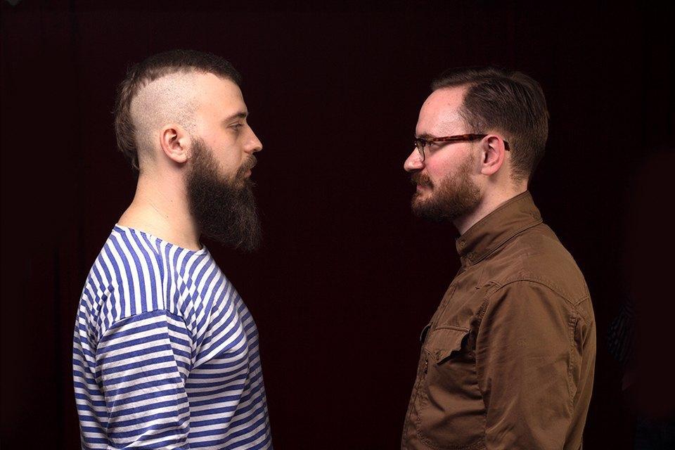 Участники российского чемпионата бородачей иусачей. Изображение № 14.