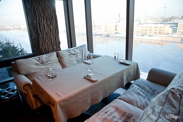 Новое место (Петербург): Ресторан «Москва City». Изображение № 11.