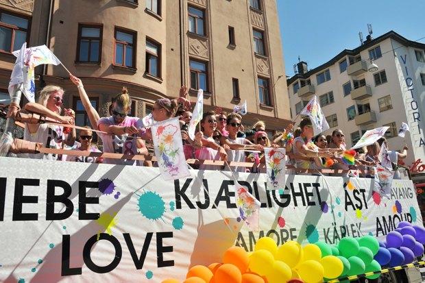 Иностранный опыт: Как геи работают в шведской полиции. Изображение № 5.