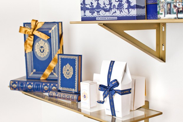 На 1-й Тверской-Ямской открылся шоколадный бутик Debauve & Gallais. Изображение № 2.