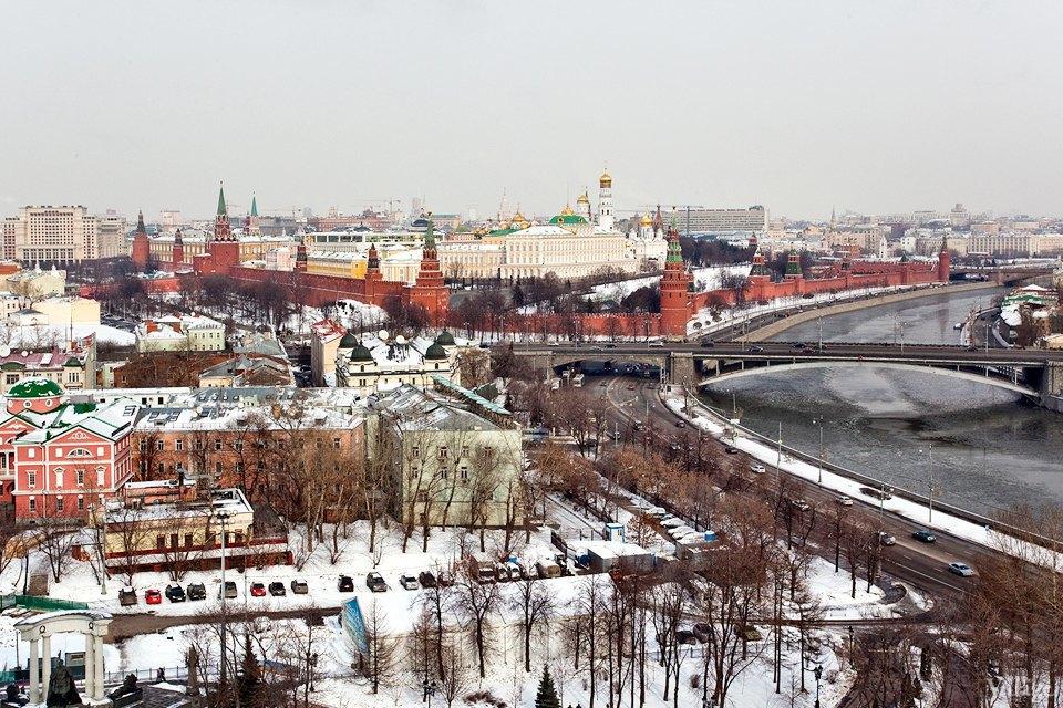 Лучший вид на этот город: 7 смотровых площадок вМоскве. Изображение № 7.