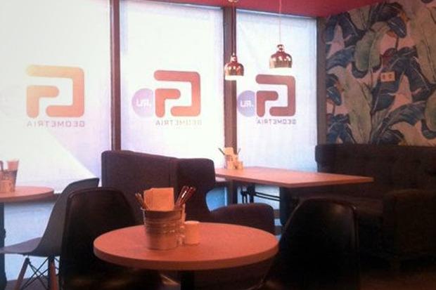 Geometria Cafe во время ремонта. Изображение № 1.