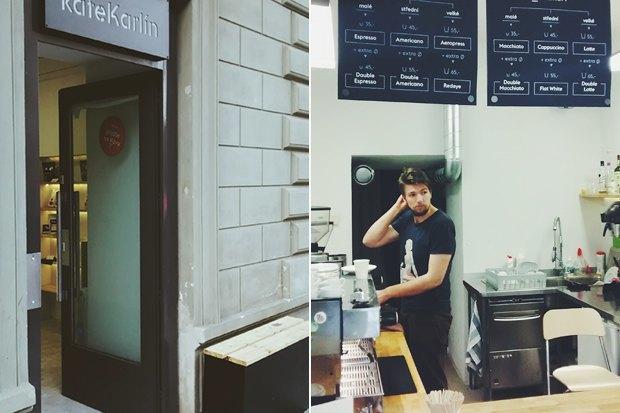 Где пить кофе вПраге. Изображение № 5.