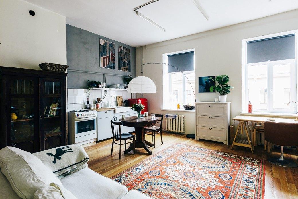 Уютная квартира вКоломне для молодой пары. Изображение № 3.