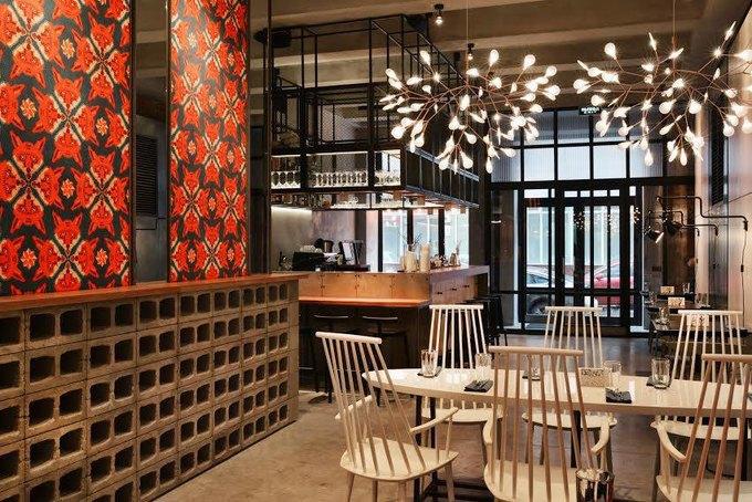 Кафе ибар Holy Fox, ресторан «Гастронавт», новый шеф-повар вресторане «Как есть». Изображение № 1.