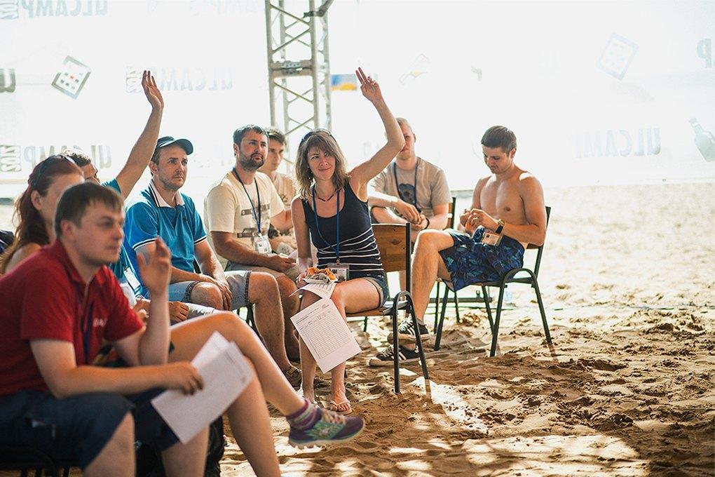 О чём говорят стартаперы: Диалогироссийских программистов на пляже. Изображение № 11.