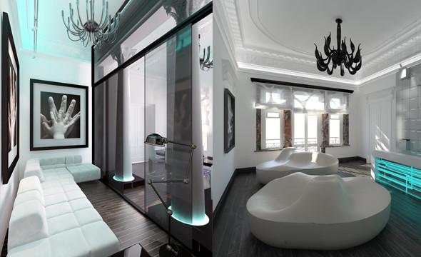 Салон красоты «Настроение» — сейчас достраивается.. Изображение № 39.