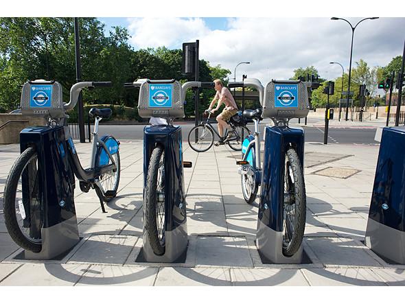 Иностранный опыт: Система общественного велопроката в Лондоне. Изображение № 2.