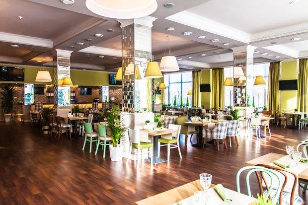 На Волоколамке открылся «Кафетерий № 1». Изображение № 2.