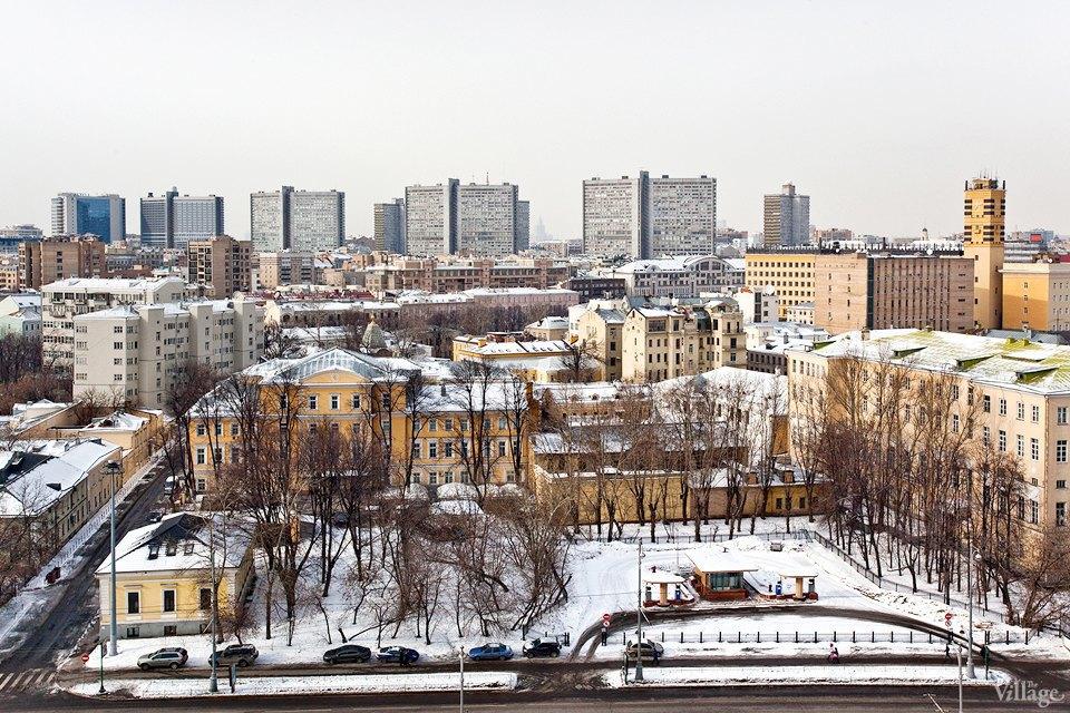 Лучший вид на этот город: 7 смотровых площадок вМоскве. Изображение № 3.