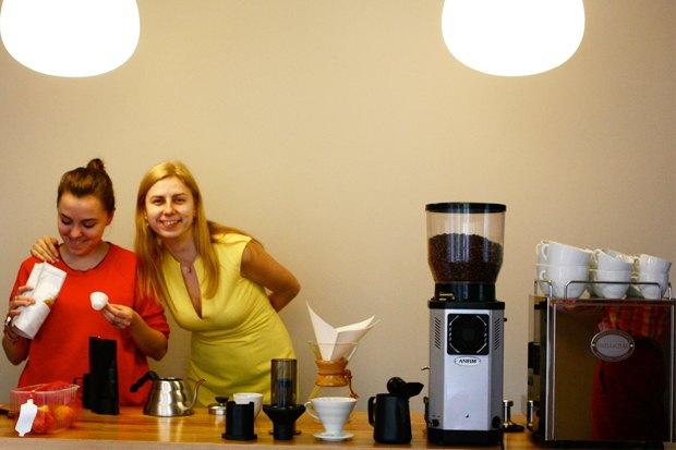 В Милютинском переулке открывается второй кофе-бар Double B. Изображение № 2.