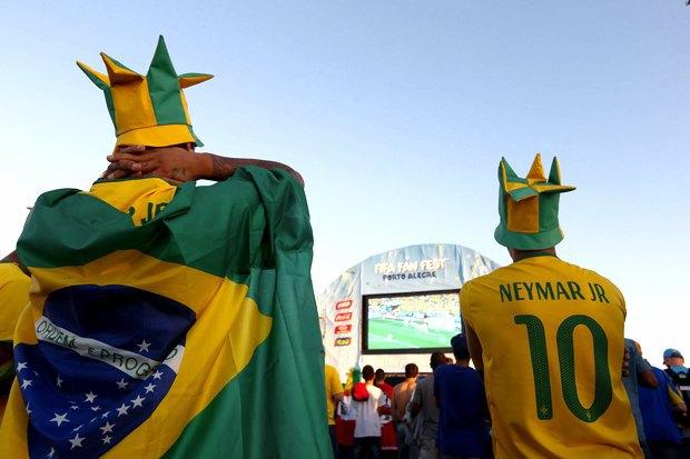 Что происходит в Рио-де-Жанейро во время чемпионата мира по футболу. Изображение № 5.