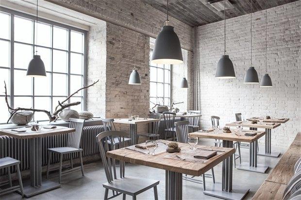 НаПятницкой открылся ресторан скандинавской кухни Björn. Изображение № 2.