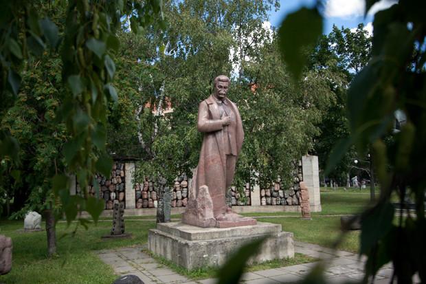 Сталин. Сергей Меркуров, 1939. Изображение № 5.