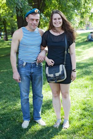 Люди в городе: Как отмечали День ВДВ в парке Горького. Изображение № 32.