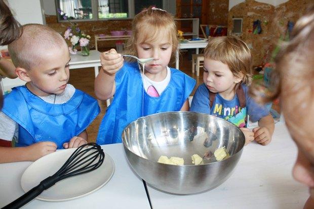 опыт знакомства с детскими садами