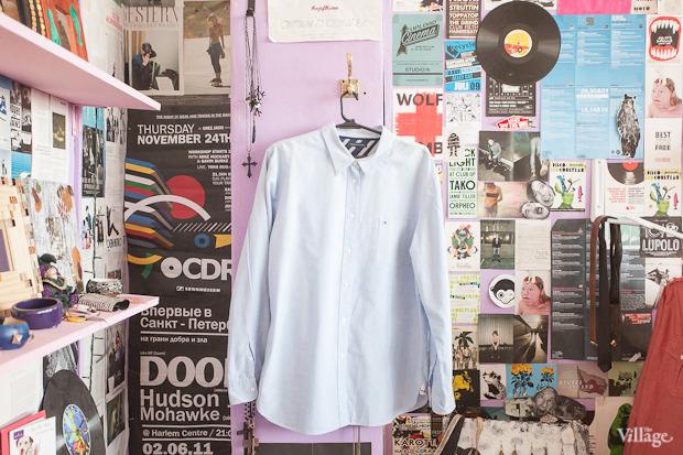 Рубашка Tommy Hilfiger — 750 рублей. Изображение № 139.