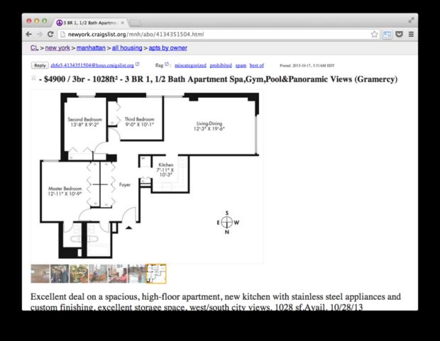 Американская история ужасов: Дмитрий Мироненко об аренде жилья в Нью-Йорке. Изображение № 14.