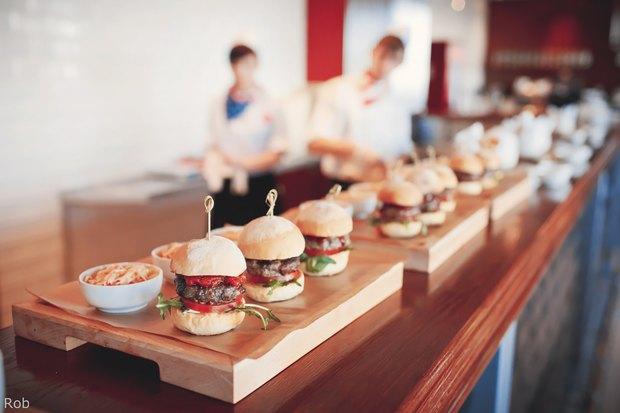 Ресторан «Две палочки» в американском стиле откроют на «Проспекте Ветеранов». Изображение № 6.