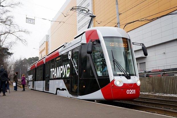 Петербург заказал французский трамвай со«стопроцентно низким полом». Изображение № 1.