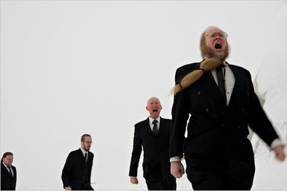 Выставка «Арктическая истерия» из музея МоМА открывается в «Росфото». Изображение № 7.