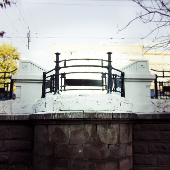 В зоне риска: Тверской путепровод. Изображение № 13.