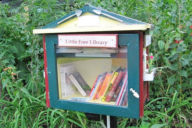 Идеи для города: Публичные библиотеки-скворечники. Изображение № 6.