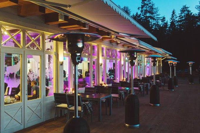 Под Зеленогорском заработал загородный ресторан «Вереск» . Изображение № 2.