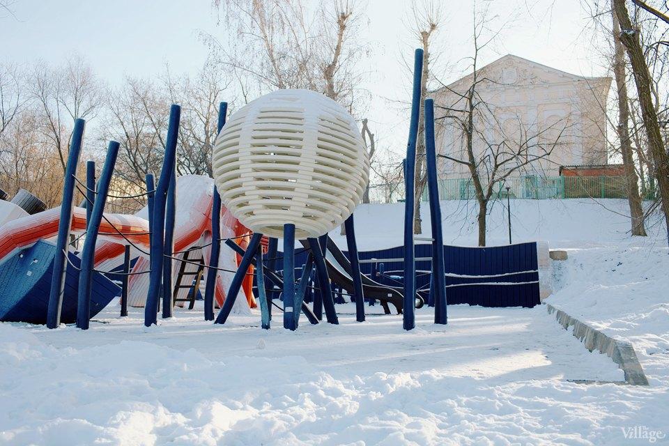 Фоторепортаж: Детская площадка Monstrum впарке Горького. Изображение № 24.