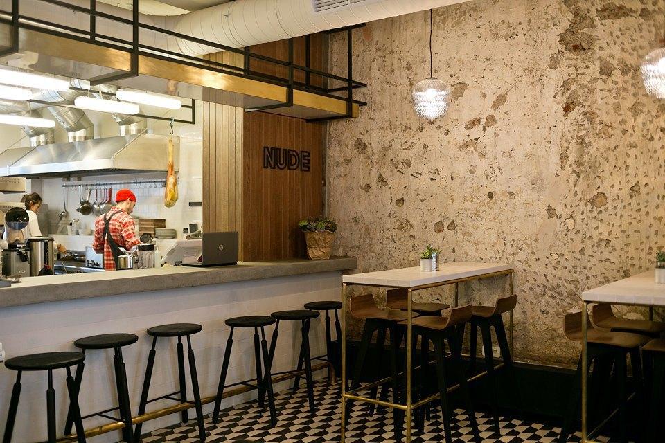 Nude. Coffee & Wine Bar. Изображение № 6.