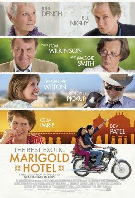 """Фильмы недели: «Мальчик с велосипедом», «Голодные игры», «Отель """"Мэриголд"""": Лучший из экзотических». Изображение № 5."""