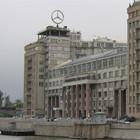 Самую большую рекламу в Москве демонтировали. Изображение № 6.