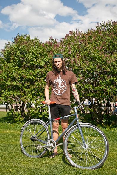 Участники пробега Let's bike it! о велодорожках. Изображение № 8.