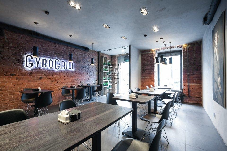 Кафе GyroGrill на Литейном. Изображение № 9.