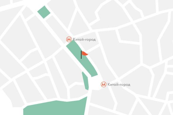 Точка сбора: 7 мест для нового лагеря оппозиции. Изображение № 1.