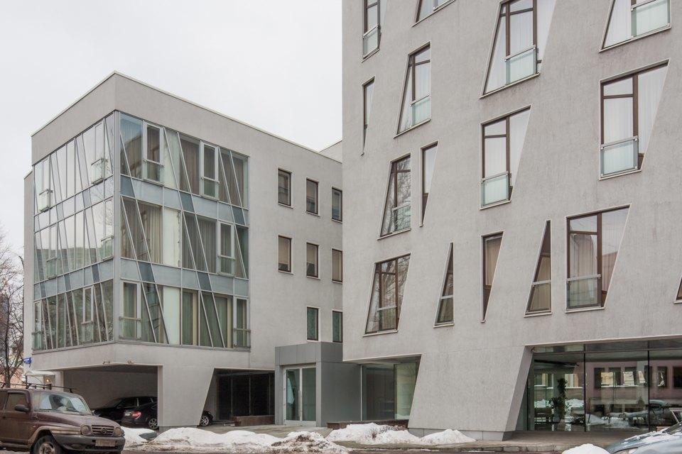 Нелужковский стиль: 5 удачных современных зданий вцентре Москвы. Изображение № 3.