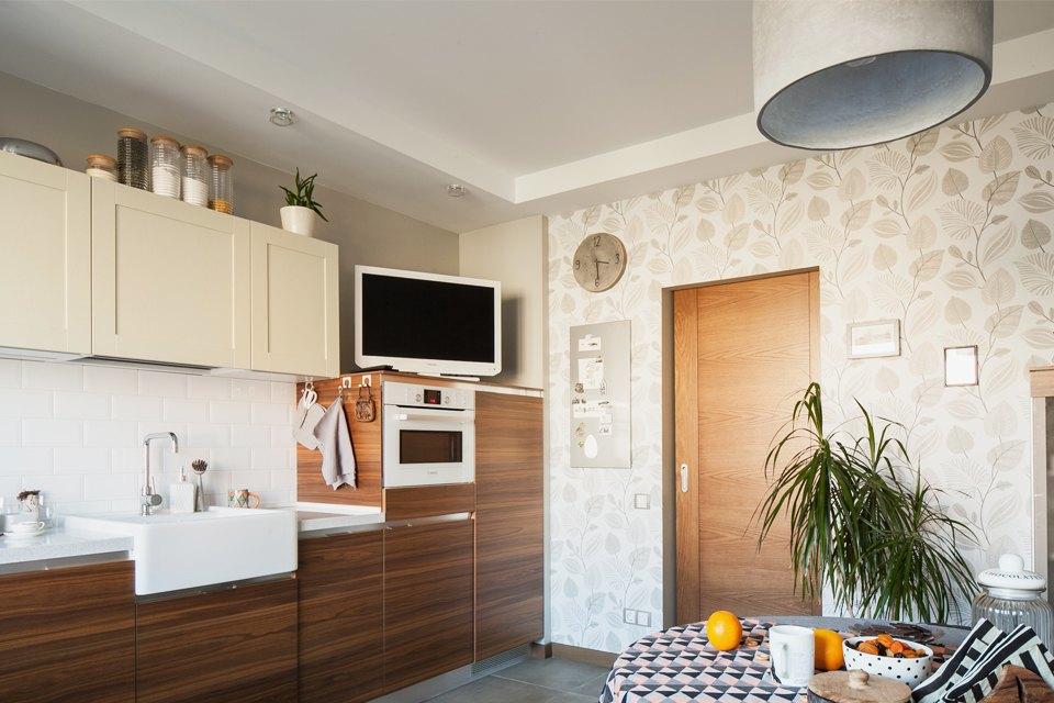 Трёхкомнатная квартира вскандинавском стиле. Изображение № 4.