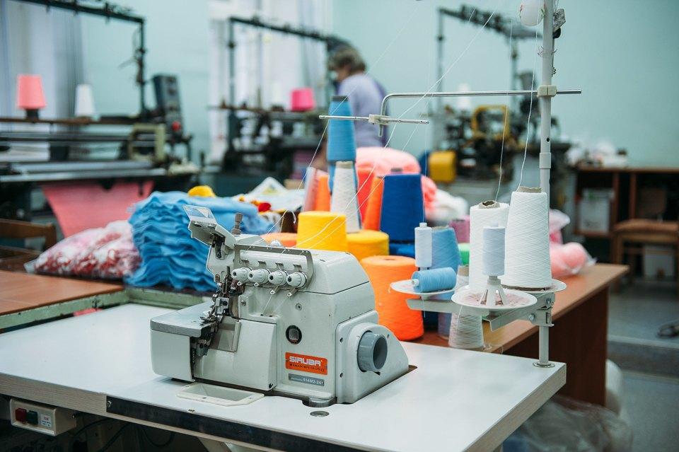 Картинки швейная фабрика