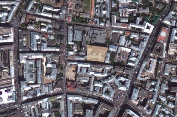 Здание ФСБ — «Объединенный гражданский фронт» Гарри Каспарова. Изображение № 14.
