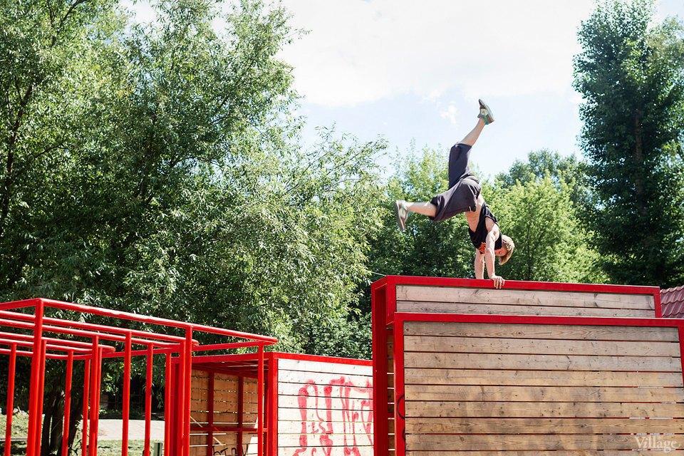 Люди в городе: Играющие в парках. Изображение № 20.
