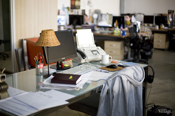 Офис недели: The Creative Factory. Изображение № 12.